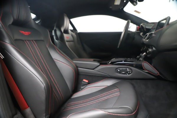 New 2020 Aston Martin Vantage Coupe for sale $195,459 at Bentley Greenwich in Greenwich CT 06830 18