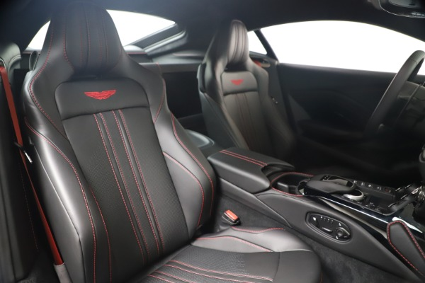 New 2020 Aston Martin Vantage Coupe for sale $195,459 at Bentley Greenwich in Greenwich CT 06830 19