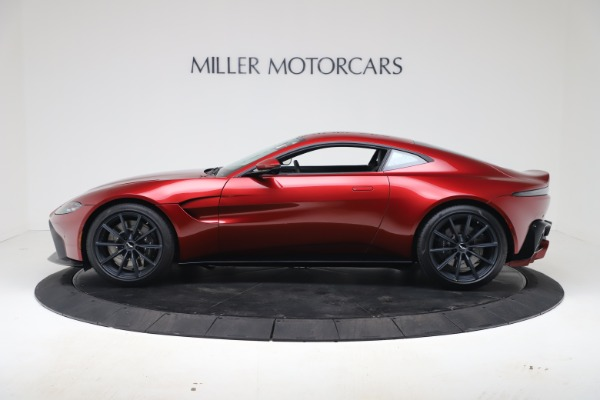 New 2020 Aston Martin Vantage Coupe for sale $195,459 at Bentley Greenwich in Greenwich CT 06830 2
