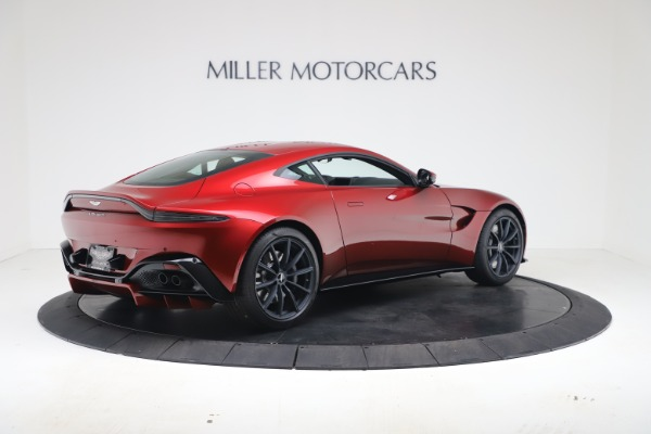 New 2020 Aston Martin Vantage Coupe for sale $195,459 at Bentley Greenwich in Greenwich CT 06830 7