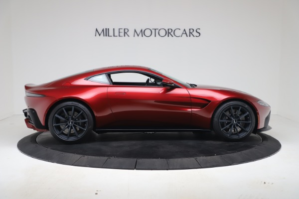 New 2020 Aston Martin Vantage Coupe for sale $195,459 at Bentley Greenwich in Greenwich CT 06830 8
