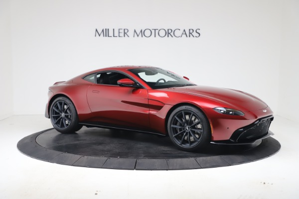New 2020 Aston Martin Vantage Coupe for sale $195,459 at Bentley Greenwich in Greenwich CT 06830 9