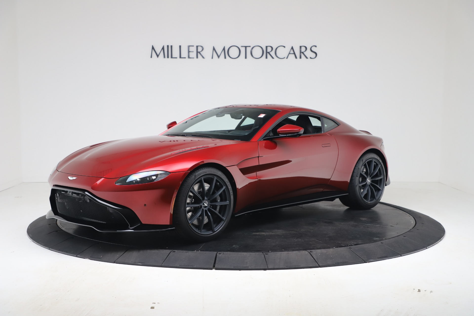 New 2020 Aston Martin Vantage Coupe for sale $195,459 at Bentley Greenwich in Greenwich CT 06830 1