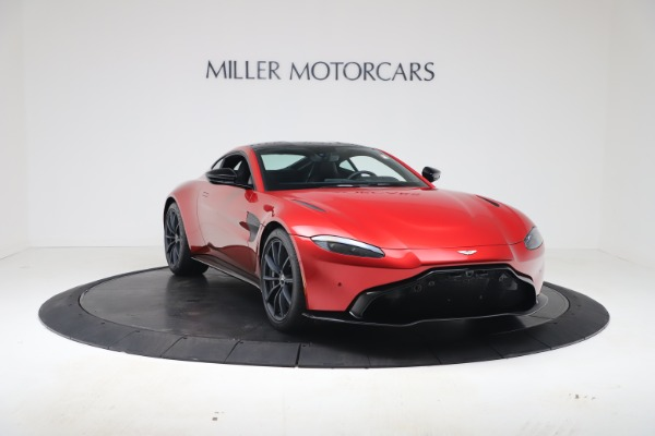 New 2020 Aston Martin Vantage Coupe for sale $195,089 at Bentley Greenwich in Greenwich CT 06830 10