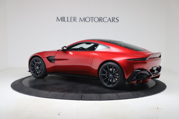 New 2020 Aston Martin Vantage Coupe for sale $195,089 at Bentley Greenwich in Greenwich CT 06830 3