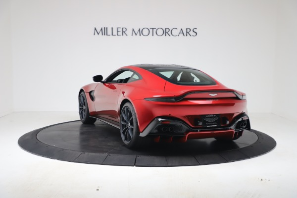New 2020 Aston Martin Vantage Coupe for sale $195,089 at Bentley Greenwich in Greenwich CT 06830 4