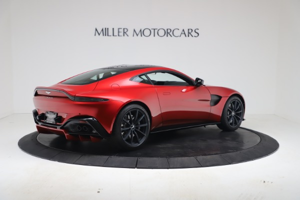 New 2020 Aston Martin Vantage Coupe for sale $195,089 at Bentley Greenwich in Greenwich CT 06830 7