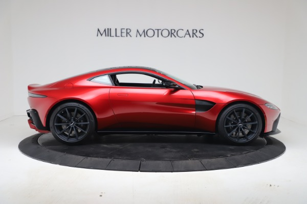 New 2020 Aston Martin Vantage Coupe for sale $195,089 at Bentley Greenwich in Greenwich CT 06830 8