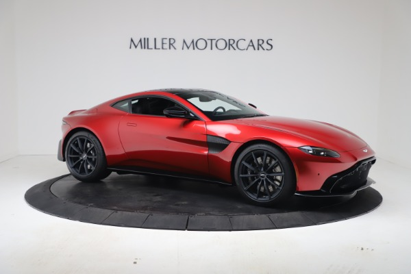 New 2020 Aston Martin Vantage Coupe for sale $195,089 at Bentley Greenwich in Greenwich CT 06830 9