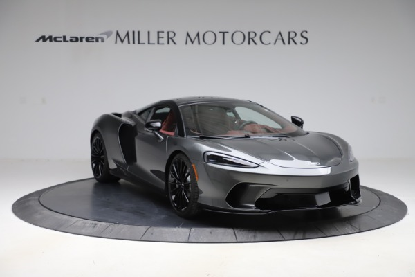 New 2020 McLaren GT Coupe for sale $247,275 at Bentley Greenwich in Greenwich CT 06830 10