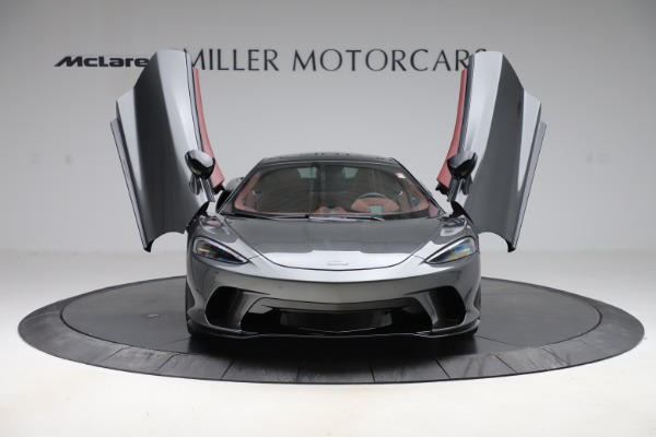 New 2020 McLaren GT Coupe for sale $247,275 at Bentley Greenwich in Greenwich CT 06830 12