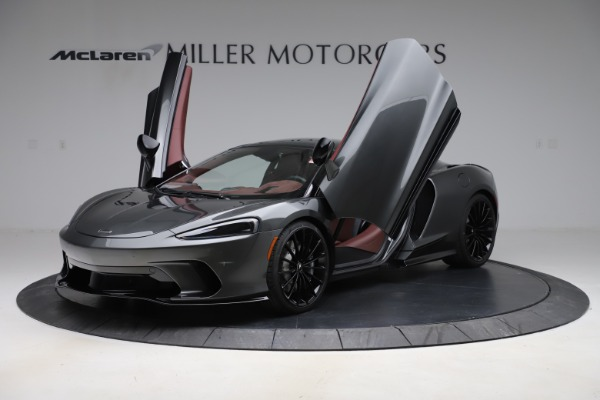 New 2020 McLaren GT Pioneer for sale $247,275 at Bentley Greenwich in Greenwich CT 06830 13