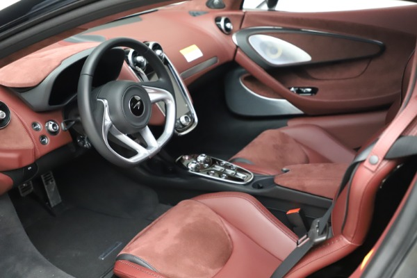 New 2020 McLaren GT Coupe for sale $247,275 at Bentley Greenwich in Greenwich CT 06830 15