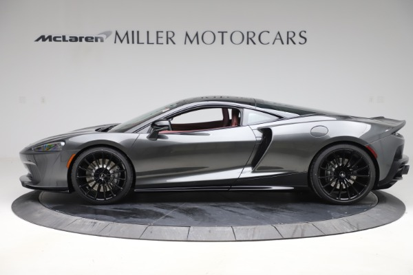 New 2020 McLaren GT Coupe for sale $247,275 at Bentley Greenwich in Greenwich CT 06830 2