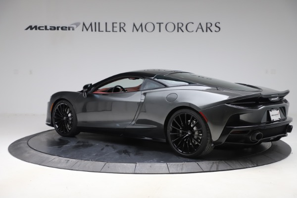 New 2020 McLaren GT Coupe for sale $247,275 at Bentley Greenwich in Greenwich CT 06830 3