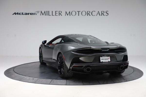 New 2020 McLaren GT Coupe for sale $247,275 at Bentley Greenwich in Greenwich CT 06830 4