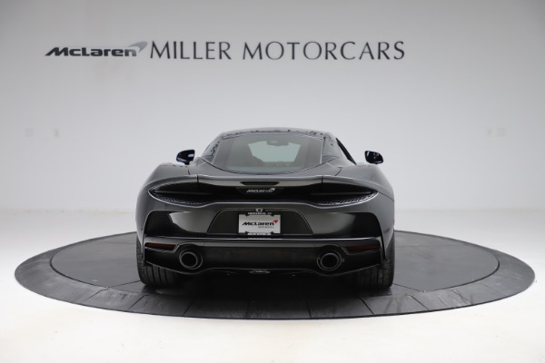New 2020 McLaren GT Coupe for sale $247,275 at Bentley Greenwich in Greenwich CT 06830 5