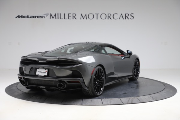 New 2020 McLaren GT Coupe for sale $247,275 at Bentley Greenwich in Greenwich CT 06830 6