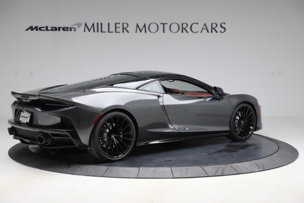 New 2020 McLaren GT Coupe for sale $247,275 at Bentley Greenwich in Greenwich CT 06830 7