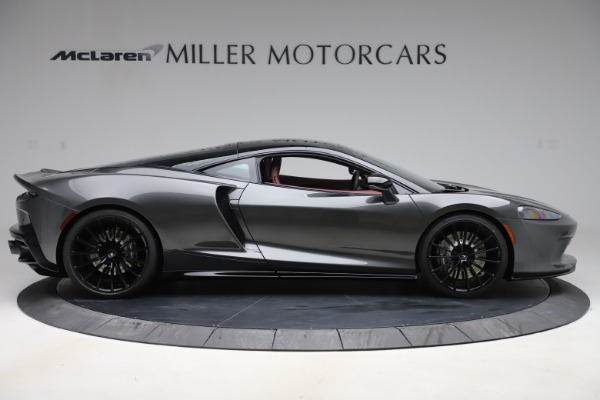 New 2020 McLaren GT Coupe for sale $247,275 at Bentley Greenwich in Greenwich CT 06830 8