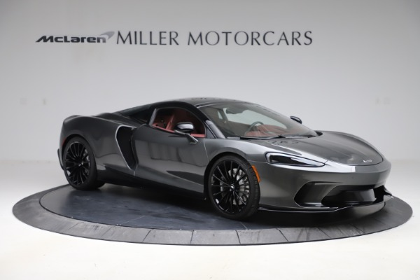 New 2020 McLaren GT Coupe for sale $247,275 at Bentley Greenwich in Greenwich CT 06830 9