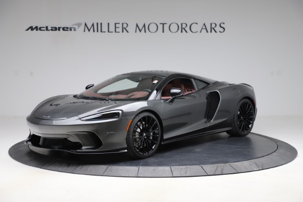 New 2020 McLaren GT Coupe for sale $247,275 at Bentley Greenwich in Greenwich CT 06830 1