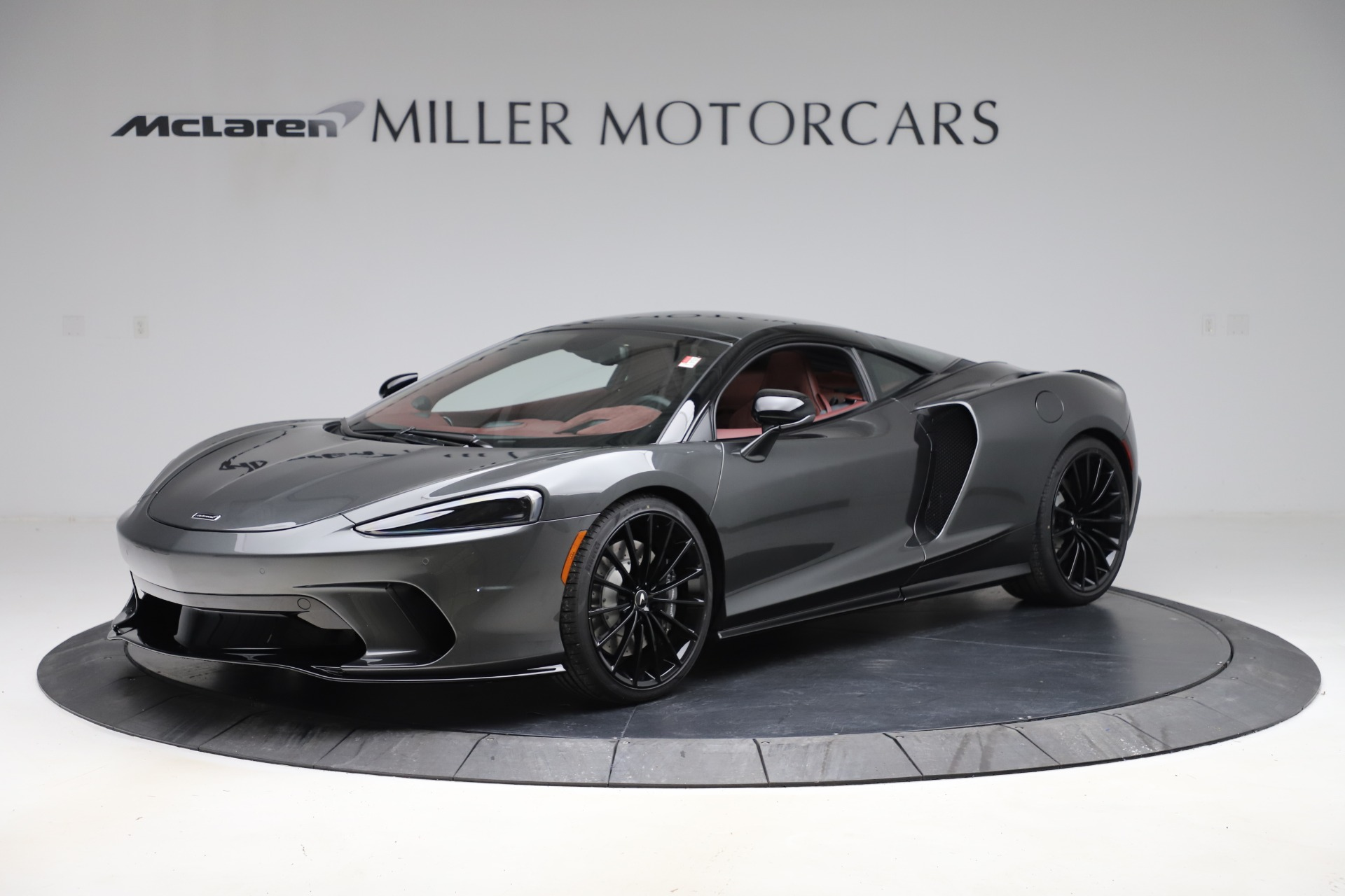 New 2020 McLaren GT Pioneer for sale $247,275 at Bentley Greenwich in Greenwich CT 06830 1