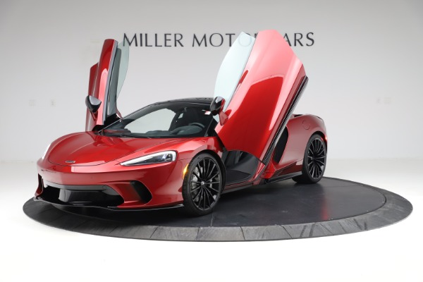 New 2020 McLaren GT Pioneer for sale $249,275 at Bentley Greenwich in Greenwich CT 06830 10