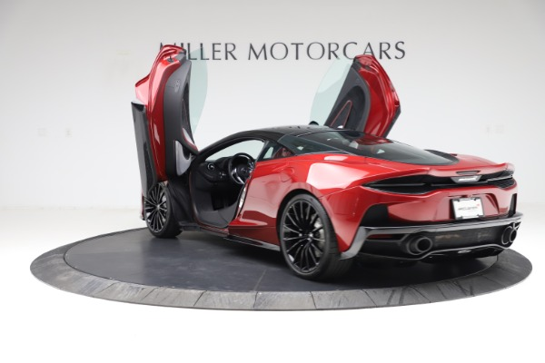 New 2020 McLaren GT Coupe for sale $249,275 at Bentley Greenwich in Greenwich CT 06830 11