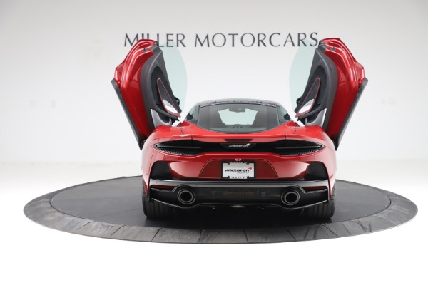 New 2020 McLaren GT Coupe for sale $249,275 at Bentley Greenwich in Greenwich CT 06830 12