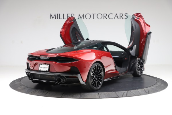 New 2020 McLaren GT Coupe for sale $249,275 at Bentley Greenwich in Greenwich CT 06830 13