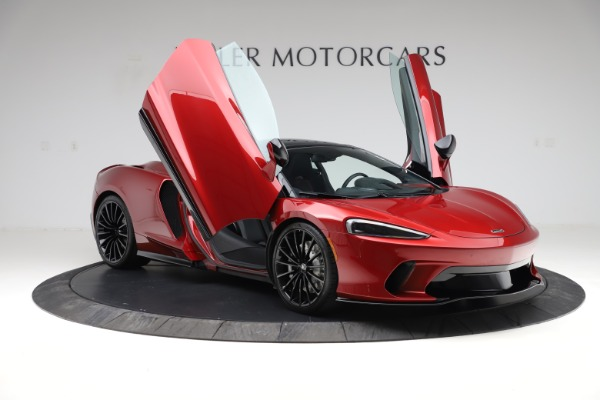 New 2020 McLaren GT Coupe for sale $249,275 at Bentley Greenwich in Greenwich CT 06830 14