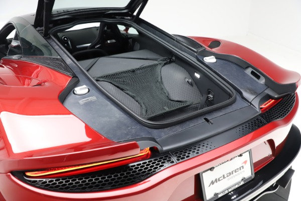 New 2020 McLaren GT Coupe for sale $249,275 at Bentley Greenwich in Greenwich CT 06830 16
