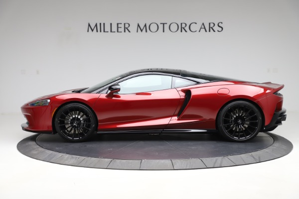 New 2020 McLaren GT Pioneer for sale $249,275 at Bentley Greenwich in Greenwich CT 06830 2