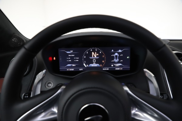 New 2020 McLaren GT Pioneer for sale $249,275 at Bentley Greenwich in Greenwich CT 06830 22