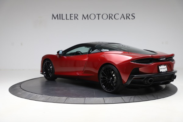 New 2020 McLaren GT Coupe for sale $249,275 at Bentley Greenwich in Greenwich CT 06830 3