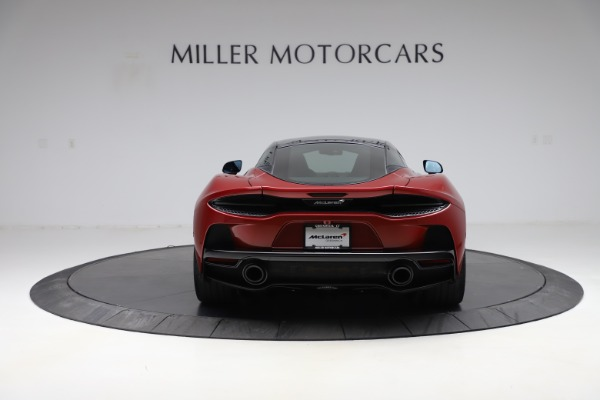 New 2020 McLaren GT Coupe for sale $249,275 at Bentley Greenwich in Greenwich CT 06830 4