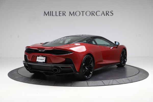 New 2020 McLaren GT Coupe for sale $249,275 at Bentley Greenwich in Greenwich CT 06830 5