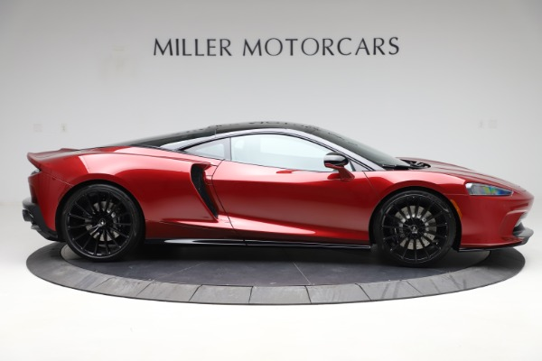 New 2020 McLaren GT Coupe for sale $249,275 at Bentley Greenwich in Greenwich CT 06830 6