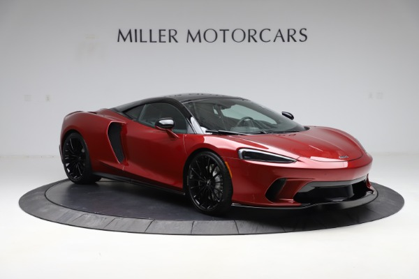 New 2020 McLaren GT Coupe for sale $249,275 at Bentley Greenwich in Greenwich CT 06830 7