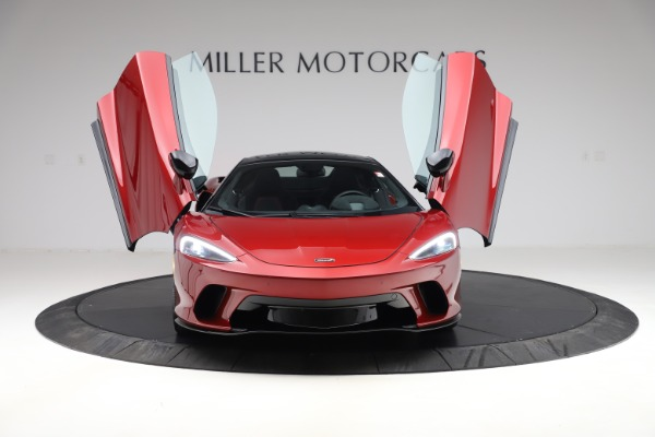 New 2020 McLaren GT Coupe for sale $249,275 at Bentley Greenwich in Greenwich CT 06830 9