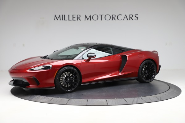 New 2020 McLaren GT Coupe for sale $249,275 at Bentley Greenwich in Greenwich CT 06830 1