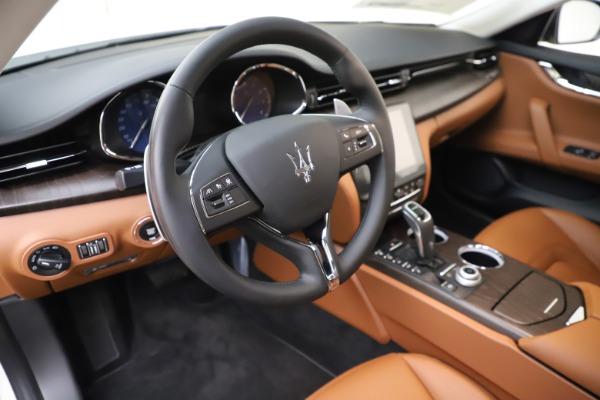 New 2019 Maserati Quattroporte S Q4 for sale $121,065 at Bentley Greenwich in Greenwich CT 06830 13