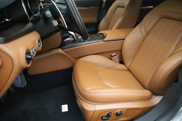 New 2019 Maserati Quattroporte S Q4 for sale $121,065 at Bentley Greenwich in Greenwich CT 06830 15