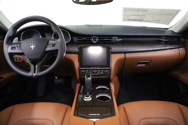 New 2019 Maserati Quattroporte S Q4 for sale $121,065 at Bentley Greenwich in Greenwich CT 06830 16