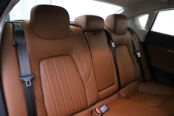 New 2019 Maserati Quattroporte S Q4 for sale $121,065 at Bentley Greenwich in Greenwich CT 06830 26