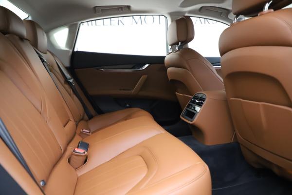 New 2019 Maserati Quattroporte S Q4 for sale $121,065 at Bentley Greenwich in Greenwich CT 06830 27