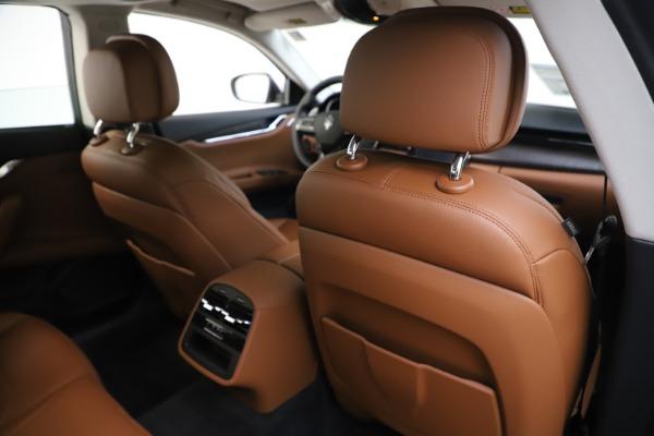 New 2019 Maserati Quattroporte S Q4 for sale $121,065 at Bentley Greenwich in Greenwich CT 06830 28