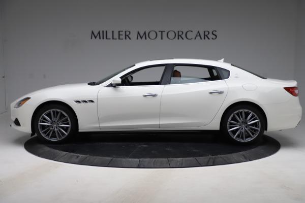 New 2019 Maserati Quattroporte S Q4 for sale $121,065 at Bentley Greenwich in Greenwich CT 06830 3