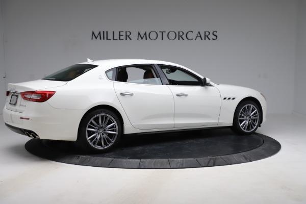 New 2019 Maserati Quattroporte S Q4 for sale $121,065 at Bentley Greenwich in Greenwich CT 06830 8